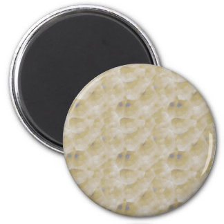 Low threshold inverted bubbles 6 cm round magnet