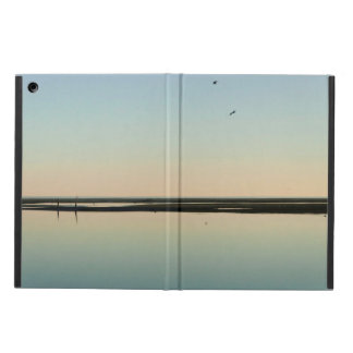 Low tide beach case for iPad air