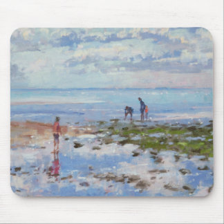 Low Tide Charmouth 2012 Mouse Mat