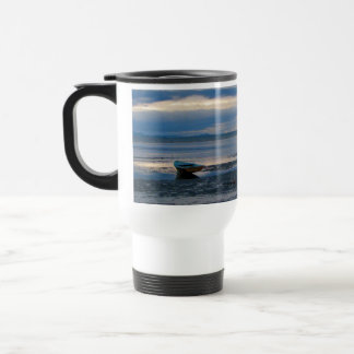 Low Tide In Birch Bay Stainless Steel Travel Mug