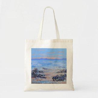 Low Tide Maui Tote Budget Tote Bag