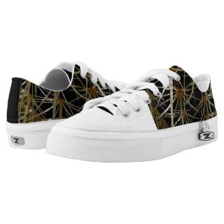 Low Top Sneaker Printed Shoes