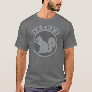 Low Viz Squirrel T-Shirt
