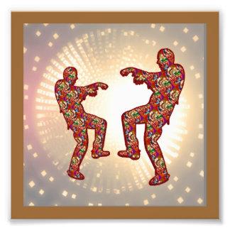 LowCost DECORATIONS on KODAK Paper : Zombie Dance Photo
