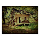 Lowcountry Cabin Poster