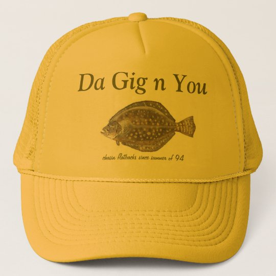 Lowcountry Flounder Gigging Cap