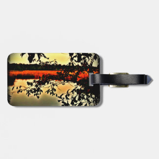Lowcountry Scenery Luggage Tag