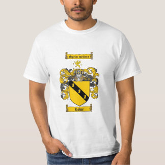 Lowe Family Crest - Lowe Coat of Arms T-Shirt