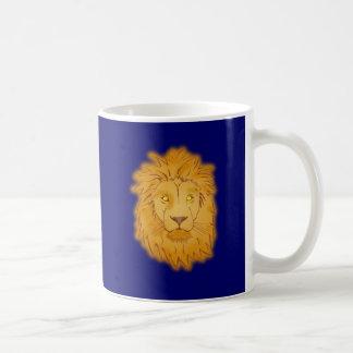 Löwe Löwenkopf lion head Kaffeetassen