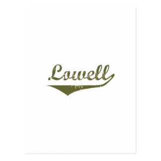 Lowell Revolution t shirts Postcards