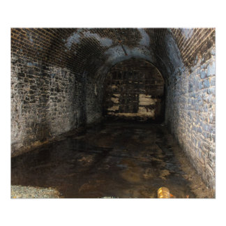 LOWELL UNDERGROUND PRINT ART PHOTO