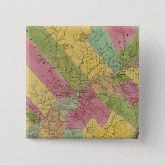 Lower Canada 15 Cm Square Badge