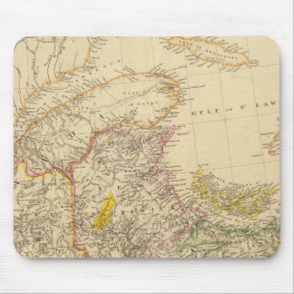 Lower Canada 4 Mouse Mat