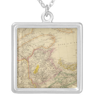 Lower Canada 4 Silver Plated Necklace