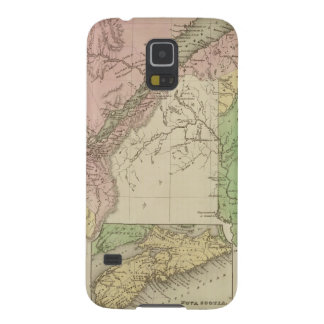 Lower Canada and New Brunswick Galaxy S5 Cover