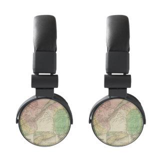 Lower Canada and New Brunswick Headphones