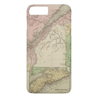 Lower Canada and New Brunswick iPhone 8 Plus/7 Plus Case