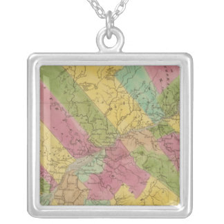 Lower Canada Silver Plated Necklace