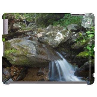 Lower Dark Hollow Falls, Shenandoah iPad Case