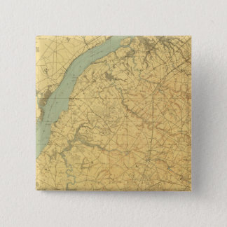 Lower Delaware 15 Cm Square Badge