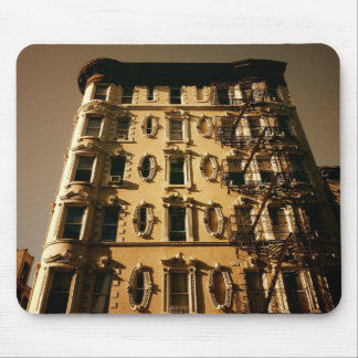 Lower East Side Building Mouse Pad