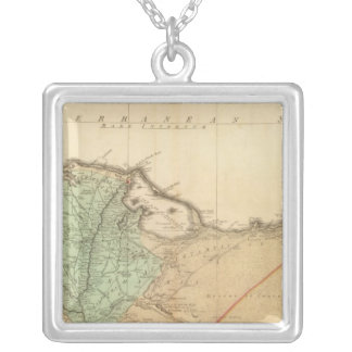Lower Egypt, Palestine Silver Plated Necklace