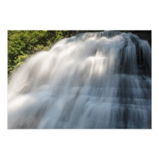 Lower Falls, Enfield Glen, New York Photograph