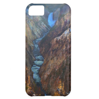 Lower Falls from Artist's Point iPhone 5C Case