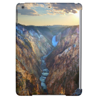 Lower Falls from Artist's Point Case For iPad Air