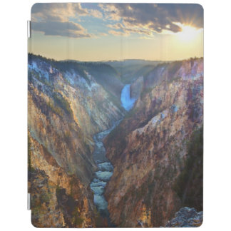Lower Falls from Artist's Point iPad Cover