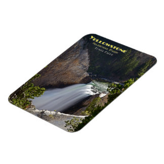 Lower Falls ~ Yellowstone National Park, Wyoming Magnet