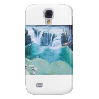 Lower Lewis River Falls, Washington Galaxy S4 Case