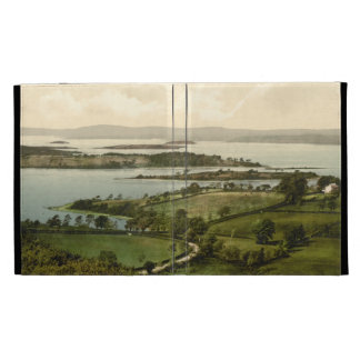 Lower Lough Erne, Co Fermanagh, Northern Ireland iPad Case