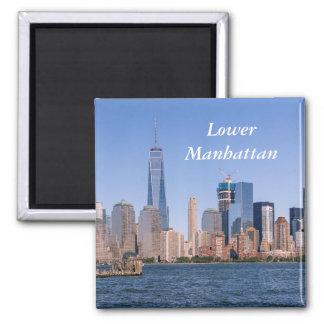 Lower Manhattan Magnet