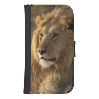 Lower Mara in the Masai Mara Game Reserve, Samsung S4 Wallet Case