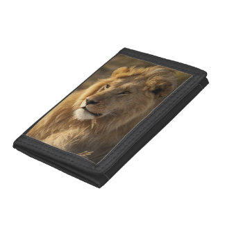 Lower Mara in the Masai Mara Game Reserve, Trifold Wallets