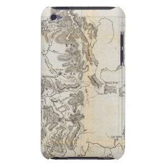 Lower Oregon and Upper California Case-Mate iPod Touch Case