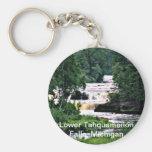 Lower Tahquamenon Falls, Michigan Key Chain
