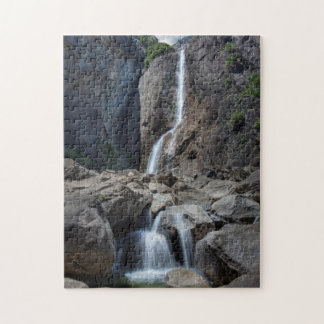 Lower Yosemite Falls Jigsaw Puzzle