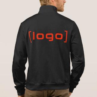 lowercase in red zip neuro jacket
