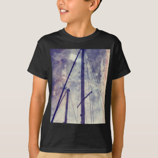 lowered sails in the winter T-Shirt