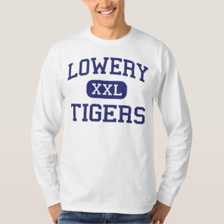 Lowery Tigers Middle Donaldsonville T-Shirt