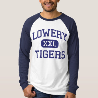 Lowery Tigers Middle Donaldsonville T-shirts