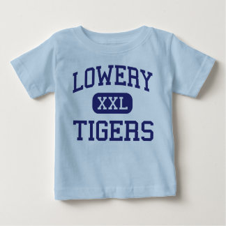 Lowery Tigers Middle Donaldsonville Tee Shirt
