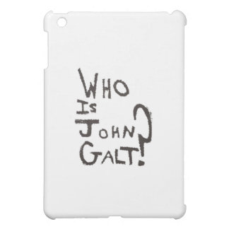 Lowest Cost Ayn Rand, Atlas Shrugged and John Galt iPad Mini Cases