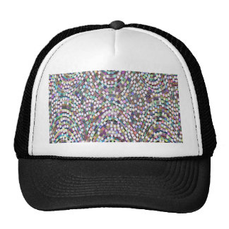 LOWEST PRICE Confetti Sparkle Template + IMG Text Mesh Hat