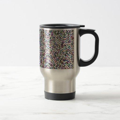 LOWEST PRICE Confetti Sparkle Template + IMG Text Coffee Mug