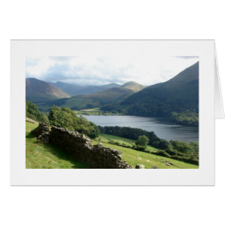 Loweswater, Lake District. Card