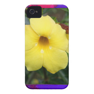 LowPRICE Elegant Gifts ORCHID Flower Yellow Bright iPhone 4 Case-Mate Cases
