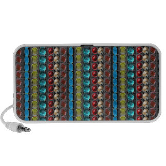 LOWPRICE Quality GIFTS Jewels Patterns Sparkle fun Notebook Speakers